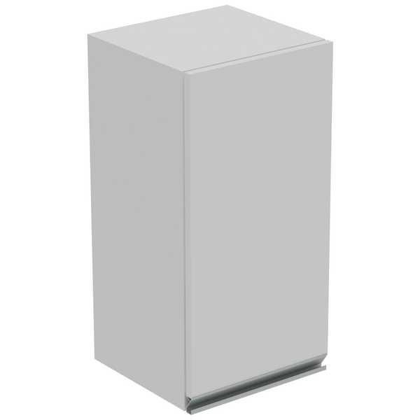 Armário Organizador Aéreo com 1 Porta Branco 59,4x29,5x26,5cm 1 UN BRV