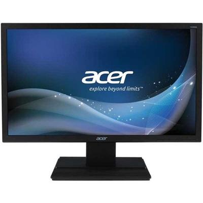 """Monitor LED 21.5"""" Full HD VGA HDMI Preto 1 UN Acer"""