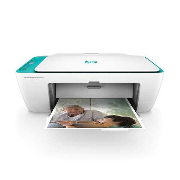 Impressora Multifuncional DeskJet Ink Advantage Color 2676 1 UN HP