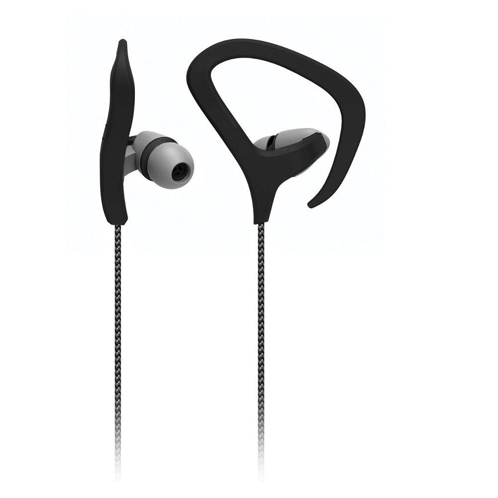 Fone de Ouvido Auricular Fitness Preto PH163 1 UN Multilaser