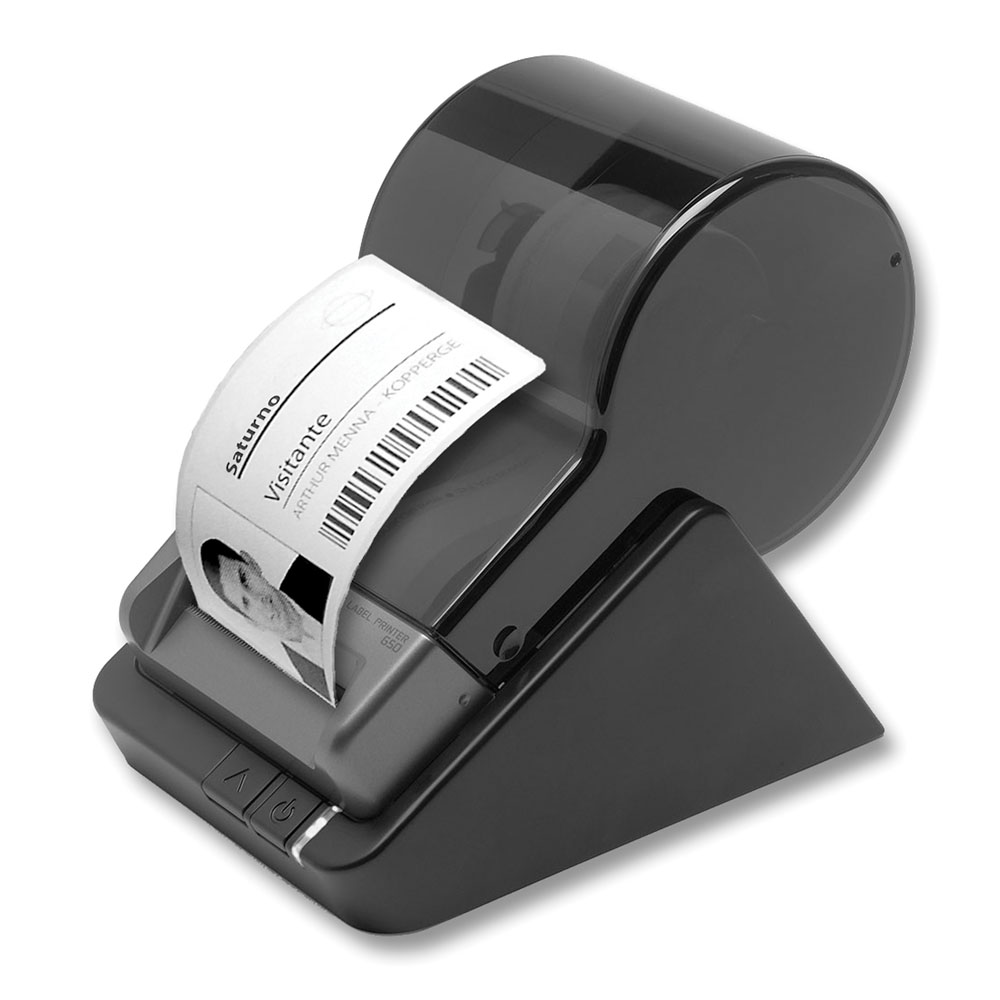 Impressora Térmica Smart Print Label 1 UN Pimaco
