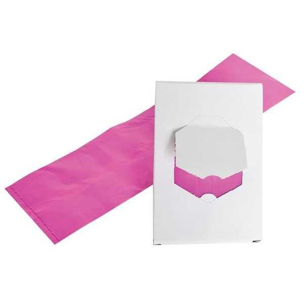 Sacos para Descarte de Absorvente Higiênico 25 UN Disk Art