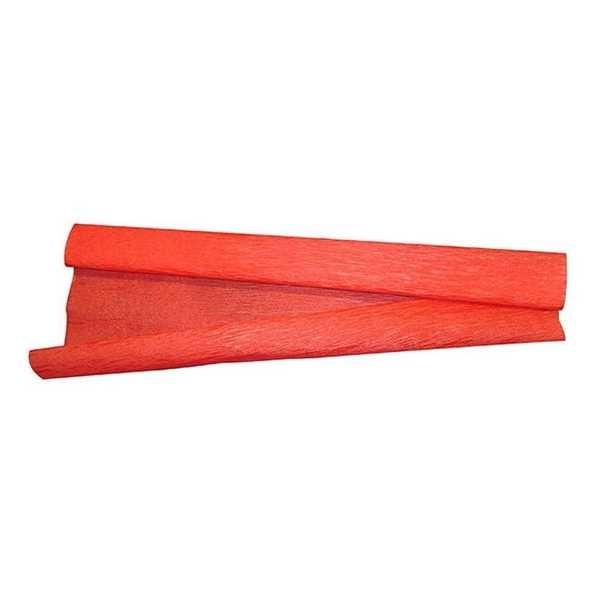 Papel Crepom Vermelho 48cm x 2m 1 FL VMP