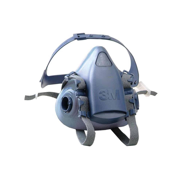 Respirador Semi Facial 7500 M C.A 12011 1 UN 3M