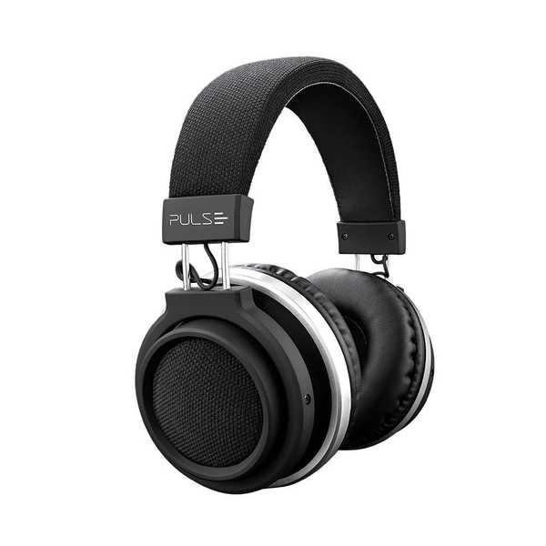 Headphone Bluetooth Large Preto PH230 1 UN Pulse