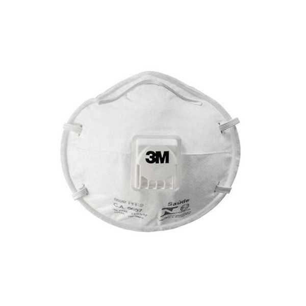 Respirador 8822 Branco PFF2 C.A 5657 1 UN 3M