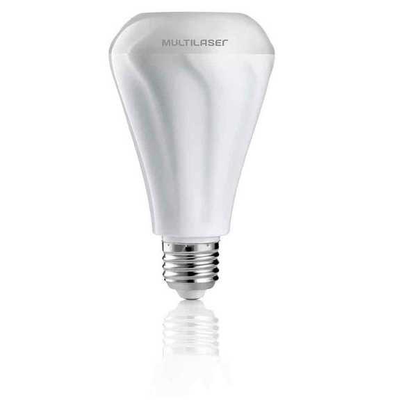 Lâmpada LED com Caixa de Som Bluetooth SP232 1 UN Multilaser