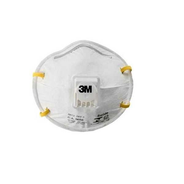 Respirador 8812 Branco PFF1 C.A 5658 1 UN 3M