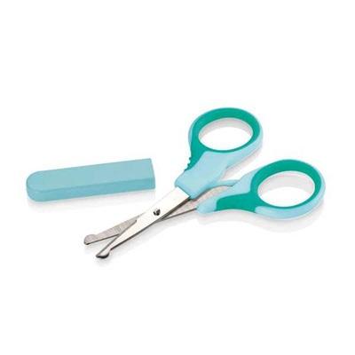 Tesoura para Unhas Mini Nail Azul BB152 1 UN Multikids Baby