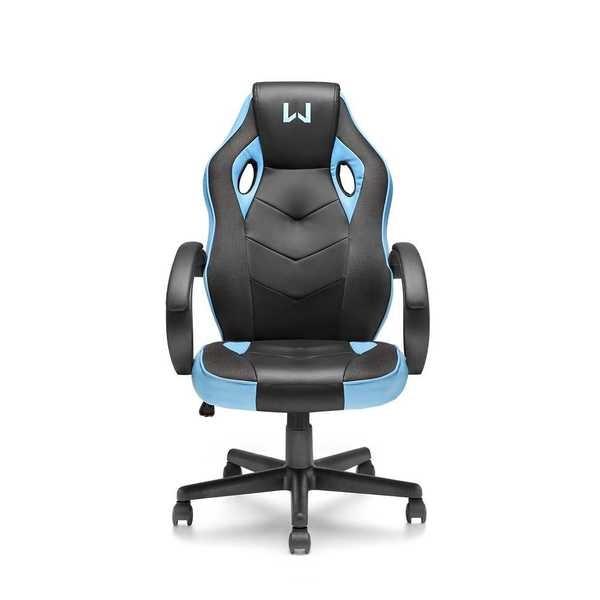 Cadeira Gamer Warrior Azul GA161 1 UN Multilaser