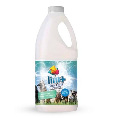 Detergente Limpa Canil Eliminador de Odores 2L Pinho 1 UN Lim+