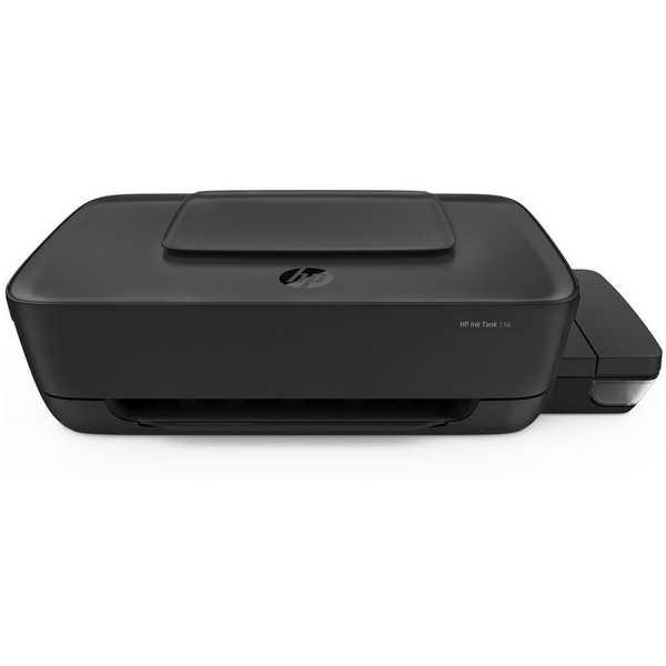 Impressora Ink Tank 116 Color Jato de Tinta 1 UN HP