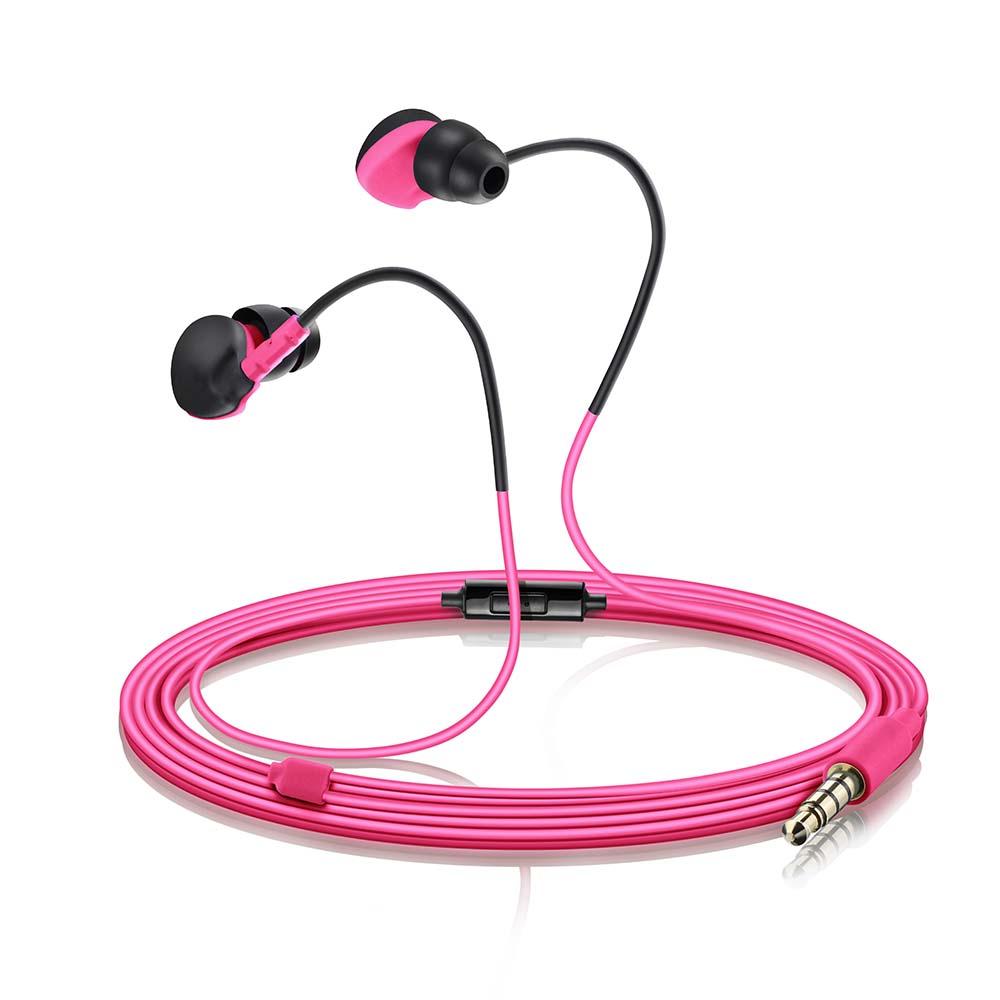 Fone de Ouvido Sport Premium Rosa PH134 1 UN Multilaser