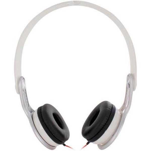 Headphone Xtream 360 com Haste Ajustável Branco PH082 1 UN Multilaser