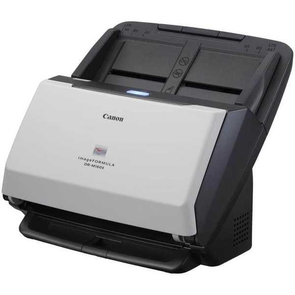 Scanner de Mesa Image Formula DR-M160II 1 UN Canon