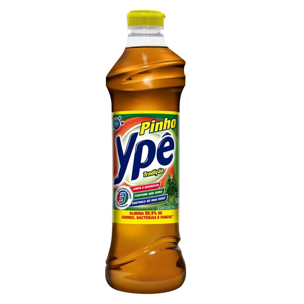 Desinfetante 500ml Pinho Tradição 1 UN Ypê