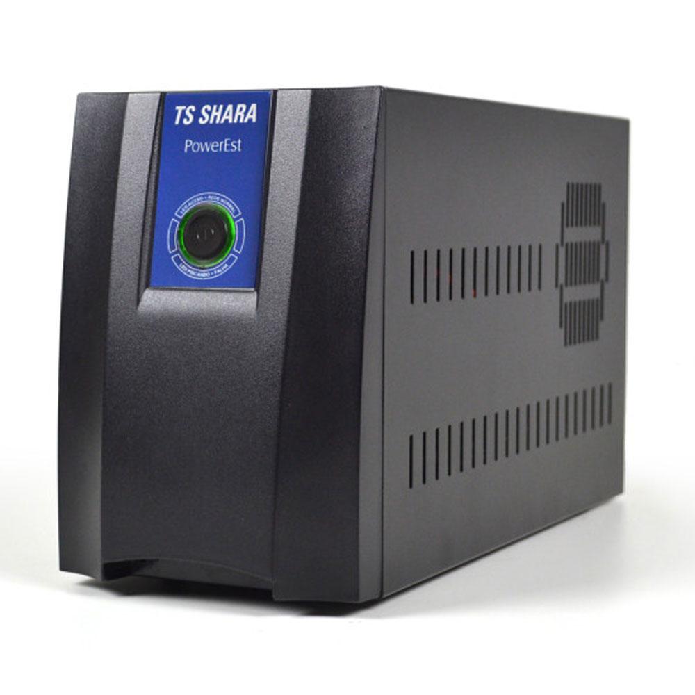 Estabilizador PowerEst 2500VA Monovolt 9013 1 UN TS Shara
