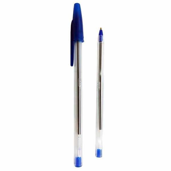 Caneta Esferográfica Azul 0.7mm 1 UN Injex Pen