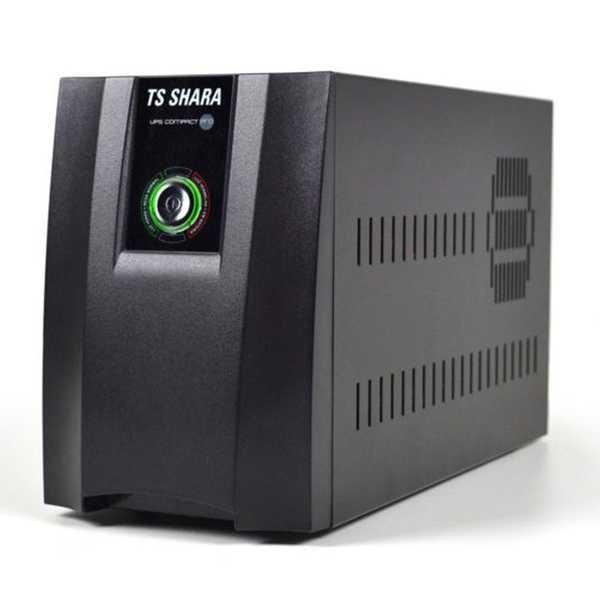 Nobreak UPS Compact Pro 1400VA Bivolt 6 Tomadas 4430 1 UN TS Shara