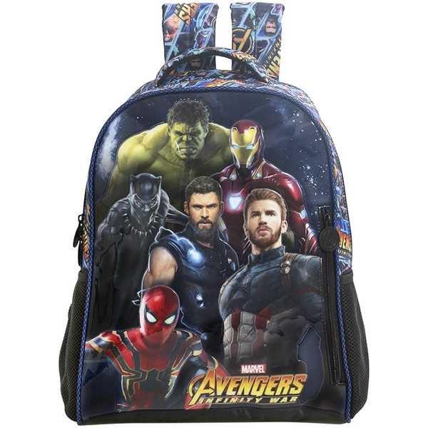 Mochila Infantil Costas Avengers Fiery 1 UN Xeryus