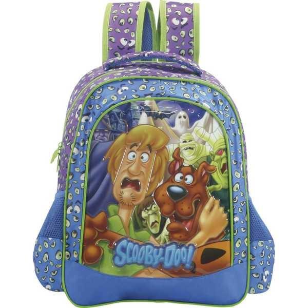 Mochila Infantil Costas Scooby Doo Ghosts 1 UN Xeryus