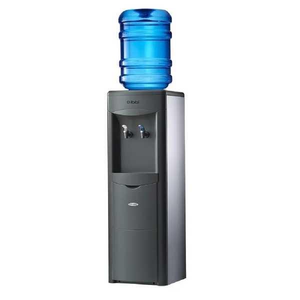 Bebedouro de Água Inox Refrigerado GFN 2000 110V Cinza IBBL