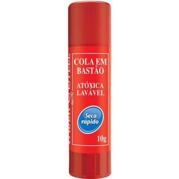Cola Bastão 10g 1 UN Faber Castell