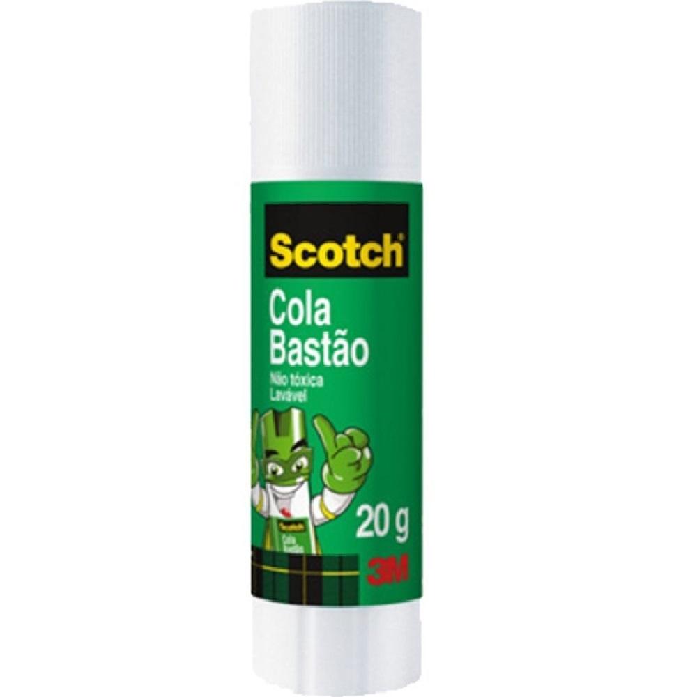 Cola Bastão Scoth 20g 1 UN 3M