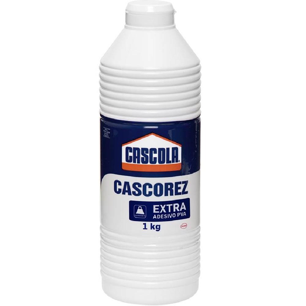 Cola Líquida Cascorez Branca 1kg 1 UN Henkel