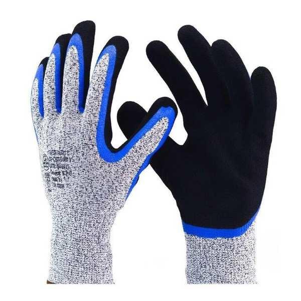 Luva Anti Corte TEC 1007 Tamanho 7 CA 32039 1 Par Super Safety