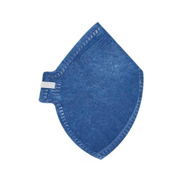 Máscara Descartável PFF2 sem Válvula Azul CA 38504 1 UN Delta Plus