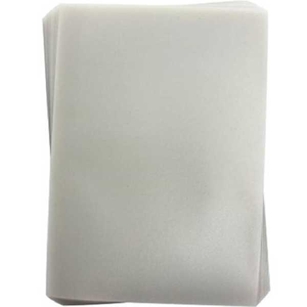 Capa para Encadernação Couro A4 Cristal 210x297mm 1 UN ACP