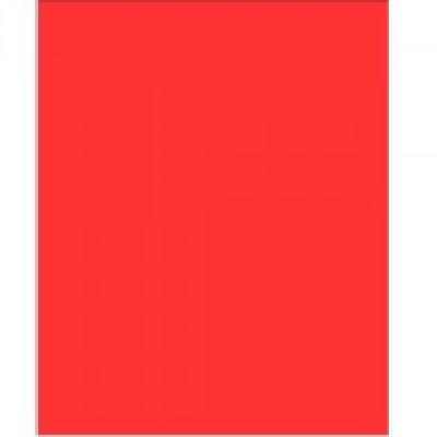 Capa para Encadernação PVC A4 Vermelho 210x297mm 1 UN Assismaq