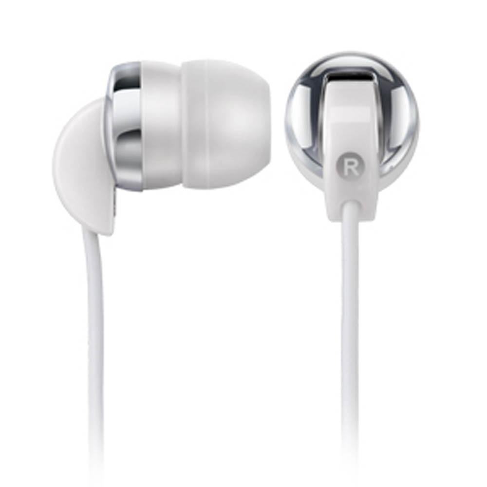 Fone de Ouvido Auricular Plug P2 Branco PH017 1 UN Multilaser