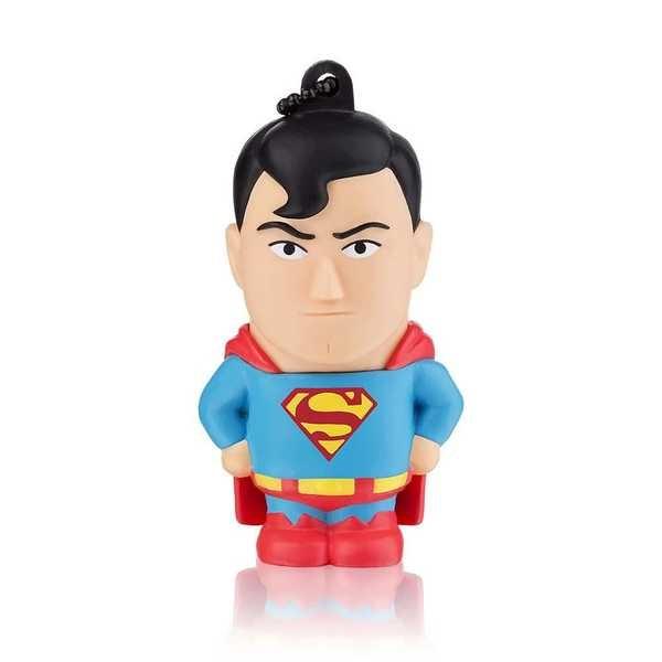 Pen Drive Super Homem 8G DC Comics 1 UN Multilaser