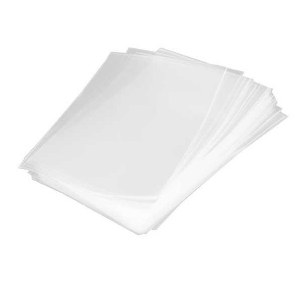Saco Plástico Transparente 40x60cm PT 100 UN Tileno