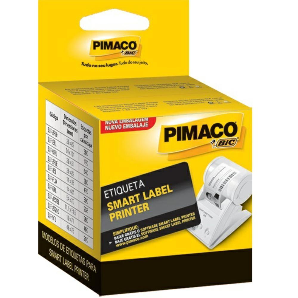 Etiqueta em Rolo para Smart Label Printer SLP-2RLE CX 380 UN Pimaco