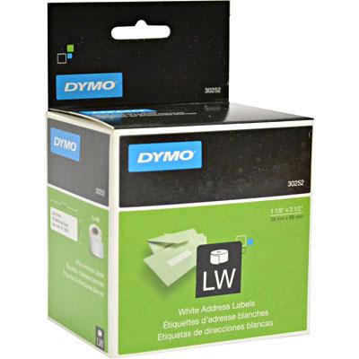 Etiqueta para Impressora Térmica Branco 30252 CX 700 UN Dymo