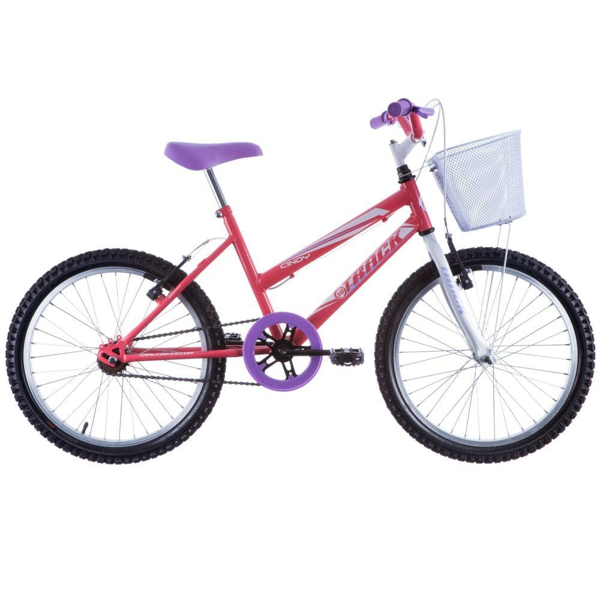 Bicicleta Cindy Aro 20 1 UN Track
