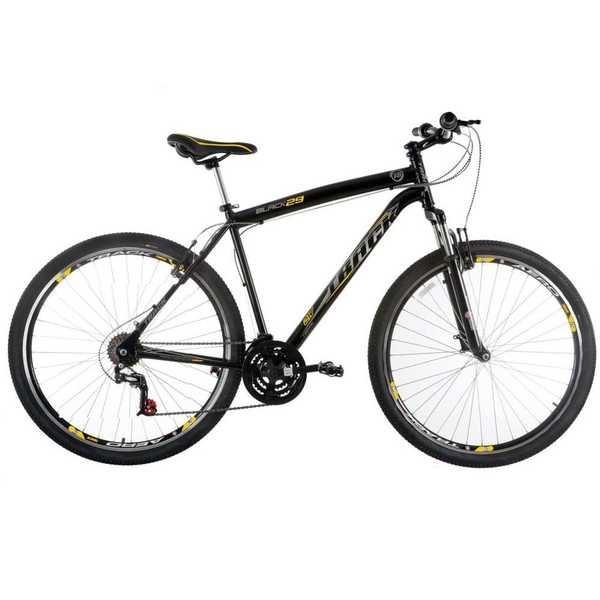 Bicicleta Black 29 Aro 29 1 UN Track