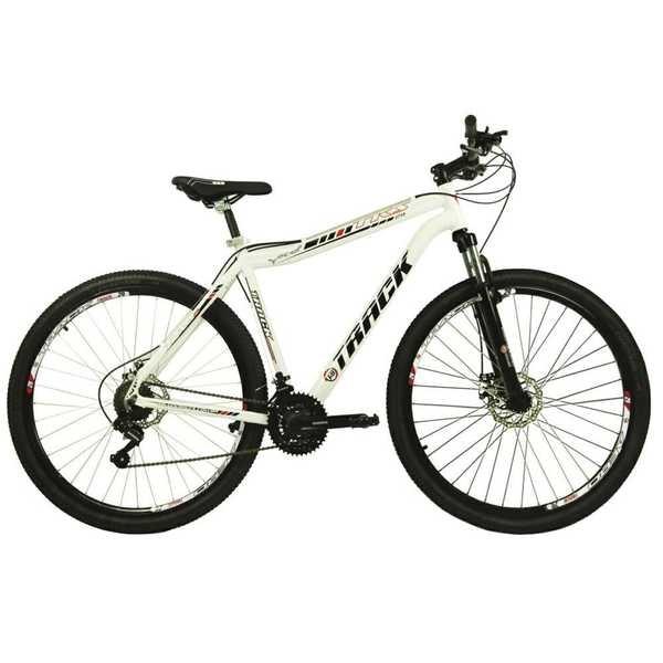 Bicicleta TKS 29 Branco Aro 29 1 UN Track