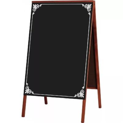Cavalete Quadro Negro 70x50cm 1 UN Souza