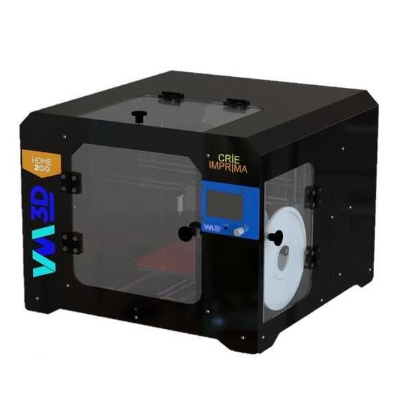 Impressora 3D Home 200 VM3D