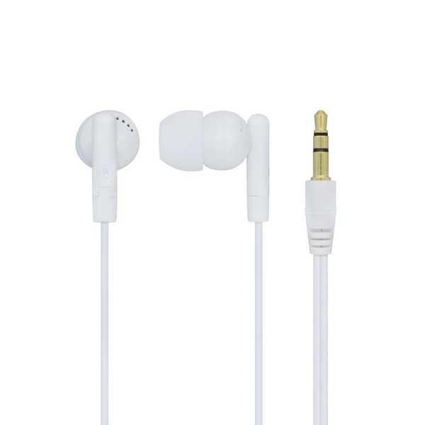 Fone de Ouvido Branco 1 UN i2GO