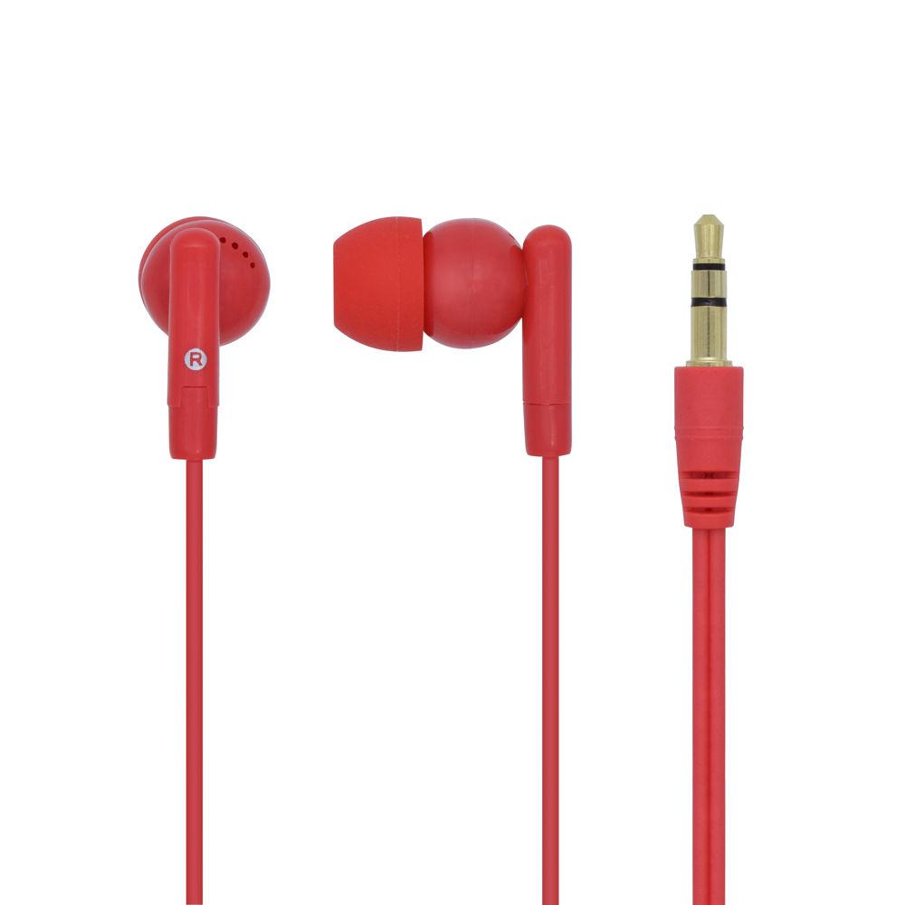 Fone de Ouvido Vermelho 1 UN i2GO