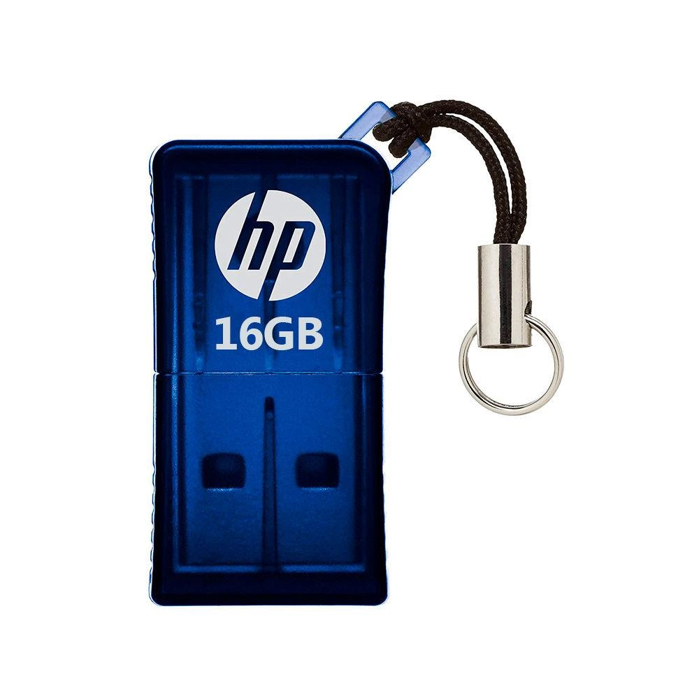 Pen Drive 16GB Mini V165W USB 2.0 1 UN HP