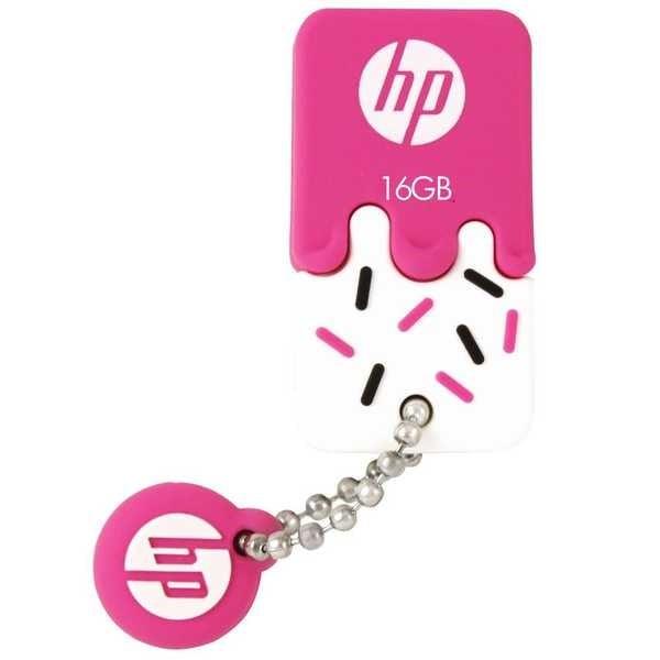 Pen Drive 32GB Mini Pink USB 2.0 1 UN HP