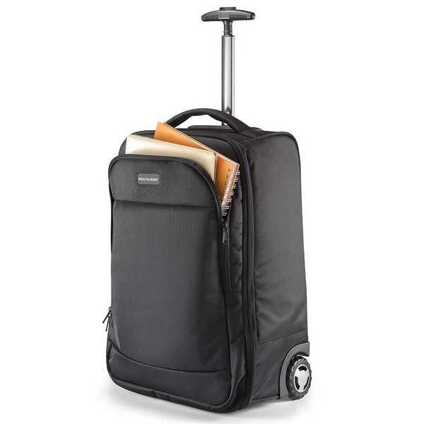 Mala para Viagem 2 Rodas Notebook até 19