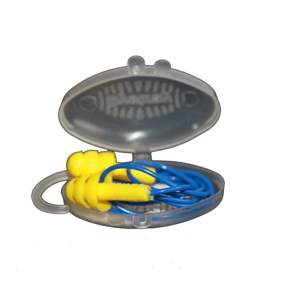 Protetor Auditivo Azul C.A 10551 1 Par Dystray