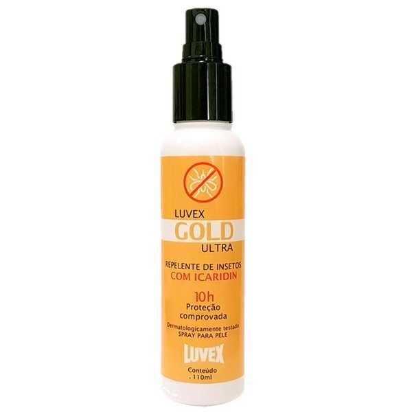 Repelente em Spray Gold Ultra 10HS 1 UN Luvex